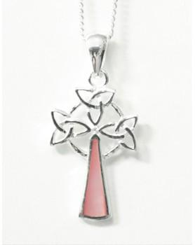 Toivon risti (vaaleanpunainen)