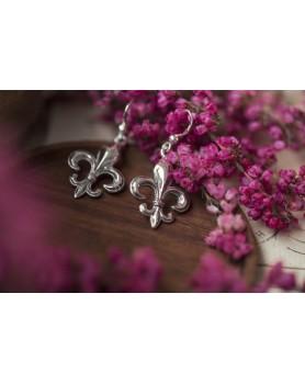 Fleur de Lis - korvakorut