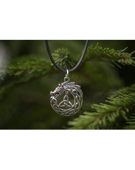 (IR267) Kelttien lohikäärme...