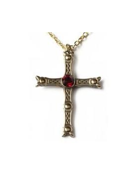 (PRO4) Piispanristi ( pronssi)
